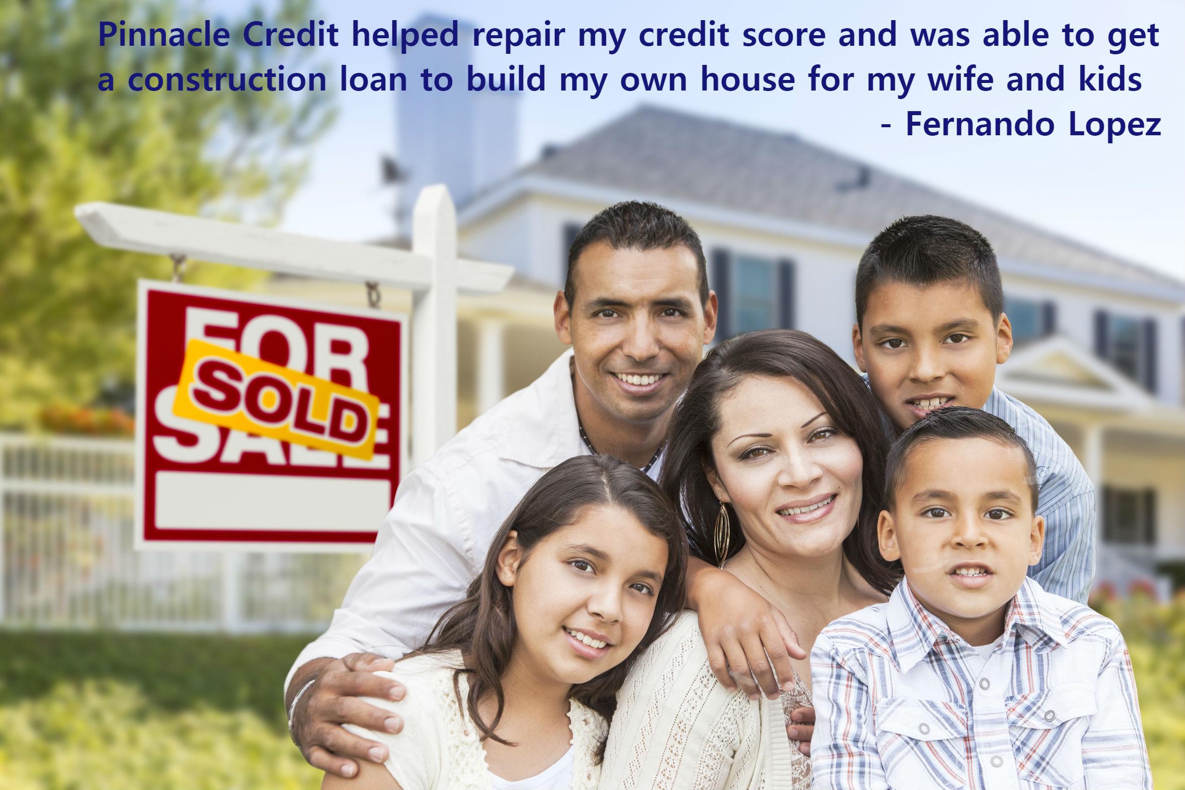 Fast Credit Repair Services