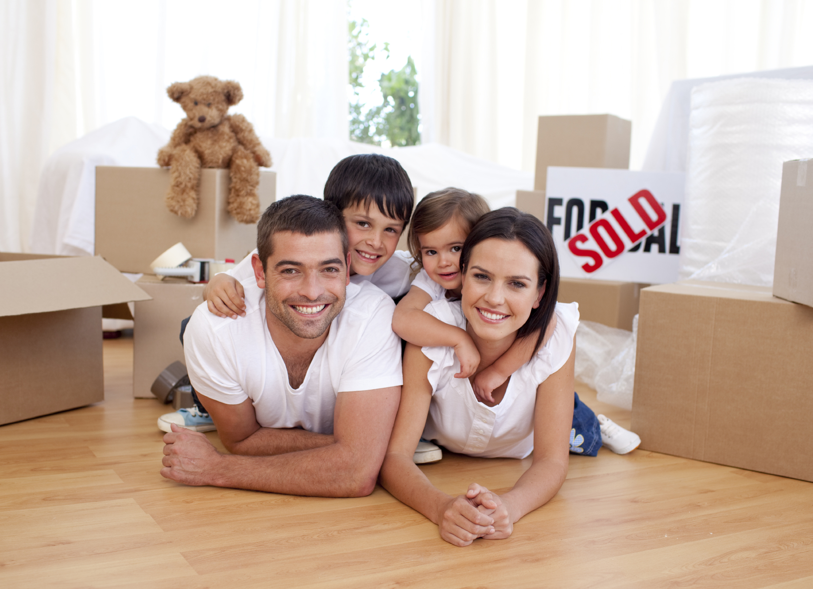 raise credit for mortgage