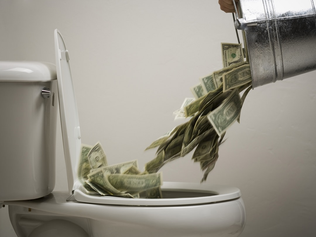 Losing Money To High Interest Payments
