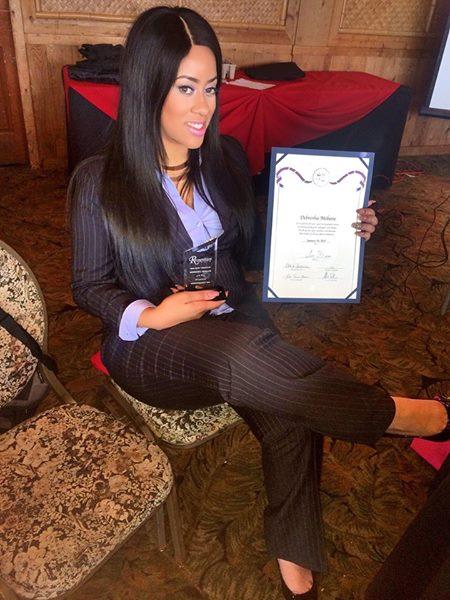 Las Vegas Mayor Award